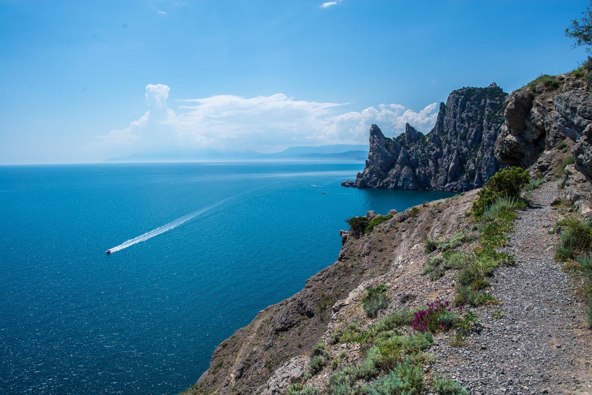 Панорама Крыма - автотуры от фирмы Одиссея
