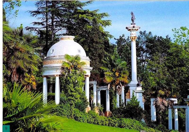 Обзорная экскурсия по Сочи и парку Дендрарий