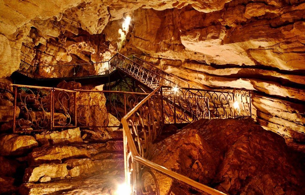 Экскурсия в Воронцовские пещеры