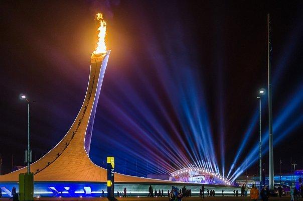 Экскурсия - Олимпийский Парк и шоу фонтанов